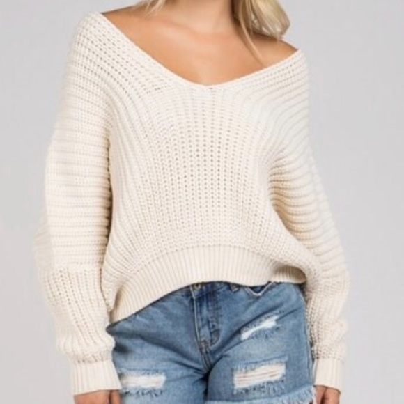 amazing selection new design first look POL Sweaters | Fall Readydrop Shoulder Oversized Sweater | Poshmark